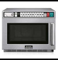 Sharp Sharp magnetron R-7500AT Inverter | 19 liter | 14 vermogens | 1,8 kW/h | 420x337x480(h)mm