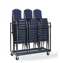 VEBA Trolley Stackchair | 760x1510x1200(h)mm
