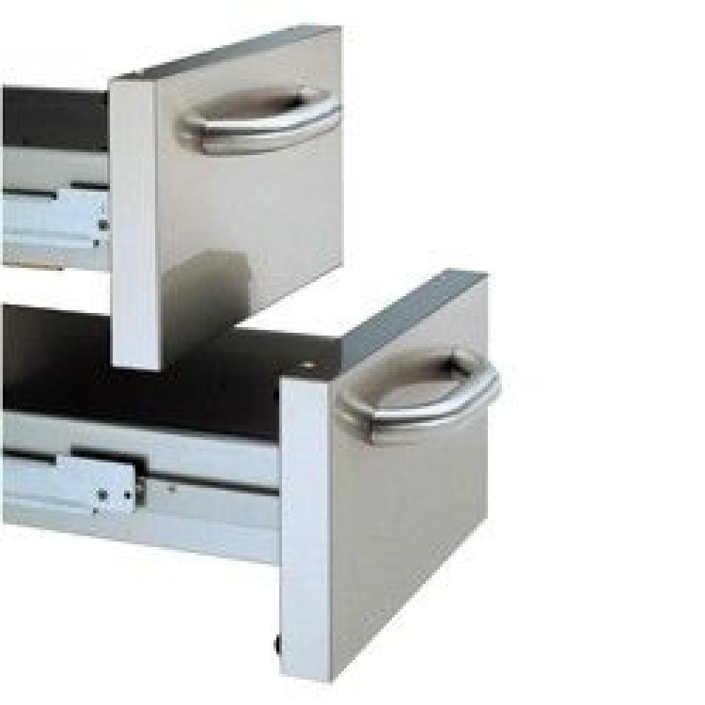 2 laden voor kast 400mm | 400x690x470(h)mm