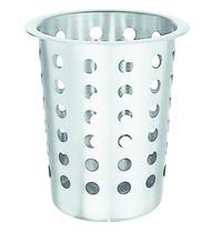 Bartscher Bestekkorf zilver | 110x110x145(h)mm