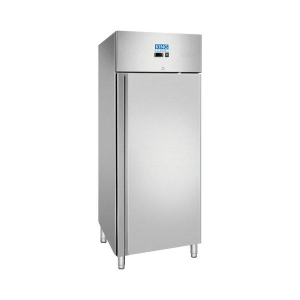 Koelkast RVS | 600 liter | -2/+8°C | 3x 2/1 GN | Statisch | 740x830x2010(h)mm