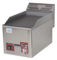 Diamond Bakplaat/Grillplaat -Top- | Glad 320x480mm 15,5 dm2  | 3kW/h | 330x600x290(h)mm