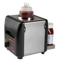 Diamond Chocolade verwarmer | Chocopasta of vloeibaar, honing sauzen, kaas 1 L | 230V | 225x175x220(h)mm