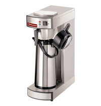 Diamond Koffiepercolator - 1 groep | 2 kW/h | Met thermostaat 2,2L | 196x360x563(h)mm