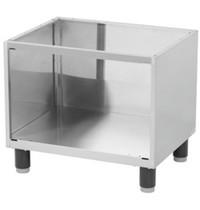 Diamond Neutrale kast in RVS 660 mm zonder deur | 660x530x570(h)mm
