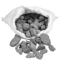 Diamond Lavastenen in zak 1/2 module 6kg