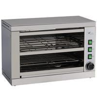 Diamond Salamander/Toaster | 2 etages | 3,3kW/h | 532x255x365(h)mm