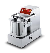 Diamond Cutter RVS 15L | Vlak mes met gekromde bladen + 2 snelheden | 360W | 380x610x530/700(h)mm