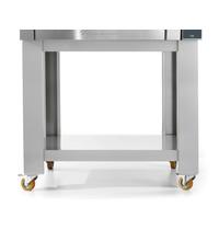 Cuppone Onderstel Michelangelo | Voor CUP-ML635/2 | 4 Zwenkwielen (2 Geremd) | 1180x1310x900(h)mm