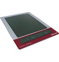 Diamond Inductieplaat inbouwbaar | Met tactiele toetsen | 3,6 kW/h | 440x580x70(h)mm