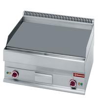 Diamond Bakplaat/Grillplaat -Top- | Vlak 695x520mm 36,1 dm2 | 9kW | 700x650x280/380(h)mm