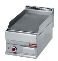 Diamond Bakplaat/Grillplaat Top | Bakplaat 395x520mm | 5,7kW | 400x650x280/380(h)mm