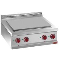 Diamond Kookplaat elektrisch Top   4x 2,25 kW/h   700x700x250/320(h)mm