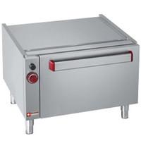 Diamond Onderstel met gas oven GN 2/1 | 800x700x600(h)mm