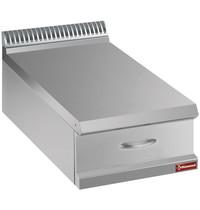 Diamond Neutraal werkelement module 1/2 Top | 400x700x250/320(h)mm