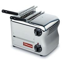 Diamond Toaster RVS elektrisch ( croque monsieur ) 2 tangen | 317x220x210(h)mm