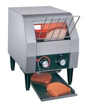 Diamond Toaster met lopende band | 3 sneden per/min | 1,34 kW/h | 289x416x387(h)mm