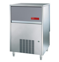 Diamond Korrelijsmachine | 153 kg/h met 'lucht' reserve | 738x690x1020+110(h)mm