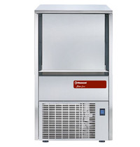 Diamond Holle ijsblokjesmachine | 38kg/h met reserve 12 kg | 230V |  401x506x698(+15/57) (h)mm