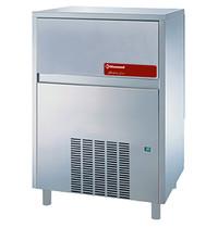 Diamond Vlakke ijsblokjesmachine | 105 kg/h met reserve - water | 738x600x980+110(h)mm