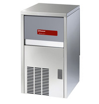 Diamond Volle ijsblokjesmachine | 29kg /h met reserve  - lucht | 230V | 390x460x690(h)mm