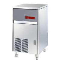Diamond Volle ijsblokjesmachine | 47kg/h met reserve - lucht | 230V | 500x580x800+110(h)mm