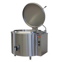 Diamond Kookketel rond elektrisch met indirecte verwarming | 100 liter | 12 kW/h | 900(h)mm