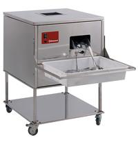 Diamond Poliermachine voor bestek | Tafel model | 230V | 620x650x870(h)mm