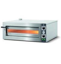 Cuppone Pizzaoven | Cuppone Tiziano | 4 Ø200mm | 230V | 2,1kW | 700x560x390(h)mm