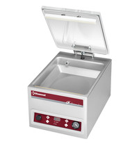 Diamond Vacuummachine met stolp | 8m3/h | 0,8 kW/h | 317x438x293(h)mm