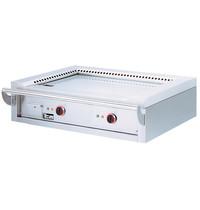 Diamond Teppanyaki elektrische plaat 2 zones | 2x 5,85 kW/h | 1200x770x450(h)mm