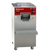 Diamond Verticale automatische ijsturbine + luchtcondensator    20 liter/h   2,2 kW/h   460x510x960(h)mm