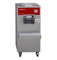 Diamond Verticale automatische ijsturbine luchtcondensor   50 liter/h   3,5 kW/h   490x700x1100(h)mm