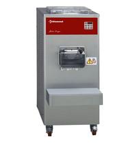 Diamond Verticale automatische ijsturbine watercondensor   80 liter/h   7,5kW/h   490x700x1150(h)mm