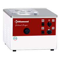 Diamond Verticale IJsturbine (Tafelmodel)   Luchtcondensor   5L/h   600W   410x460x320(h)mm