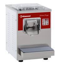 Diamond Verticale automatische ijsturbine tafelmodel + luchtcondensor   9/12 liter/h   1,2 kW/h   410x510x590(h)mm