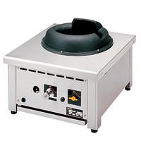 Diamond Wok gasfornuis tafelmodel 1 vuur   28 kW/h   600x650x450(h)mm