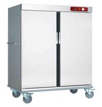 Diamond Wagen temperatuurbereik van de maaltijden | 40x GN 2/1 | 3,6 kW/h | 1489x876x1640(h)mm