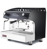 Diamond Espresso apparaat 1 groep automatisch zwart | 1,95kW/h | 475x563x530(h)mm