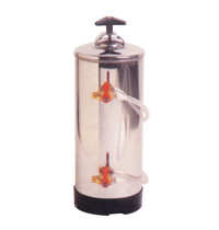 Diamond Waterontharder | RVS | 8L | Ø185x400(h)mm