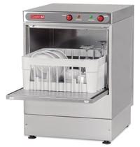 Gastro M Glazenwasser   Mand 350x350mm   230V   Naglanspomp   420x460x600(h)mm
