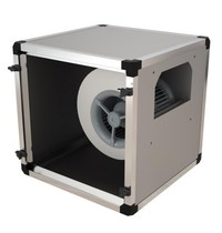 UNNINOX Motor inbox  | 1,2A |  1500 m³/u | 230V |147W |  450x450x450(h)mm