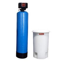 Diamond Waterontharder (Uitwendigde Fles) | 60L | Elektrisch (230V) | Programmeerbaar | 264x264x1590(h)mm