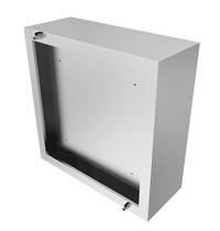 UNNINOX RVS Condensatie kap | 1000x1000x400(h)mm