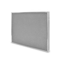 UNNINOX RVS staal filter | 490x45x287(h)mm