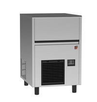 Ristormarkt IJsblokjesmachine | Maat M | 32kg/24h | Voorraad 16kg | 500x580x690(h)mm