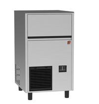 Ristormarkt IJsblokjesmachine | Maat M | 47kg/24h | Voorraad 28kg | 500x580x800(h)mm