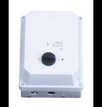 CombiSteel Standenregelaar TM 2-7 | 230V | 1 fase | 7 Amp | 235x182x148(h)mm