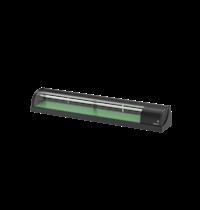 Hoshizaki Sushivitrine | Zwart | 87L | +3°C/+5°C | Statisch | Compressor Links | 2100x345x270(h)mm