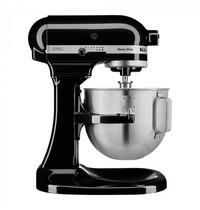 KitchenAid Keukenmachine | K5 Serie | Zwart | 4,8L | 315W | 338x264x411(h)mm